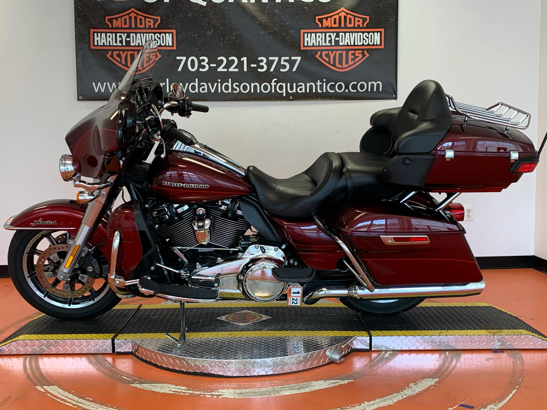 2017 Harley-Davidson Ultra Limited in Dumfries, Virginia - Photo 11