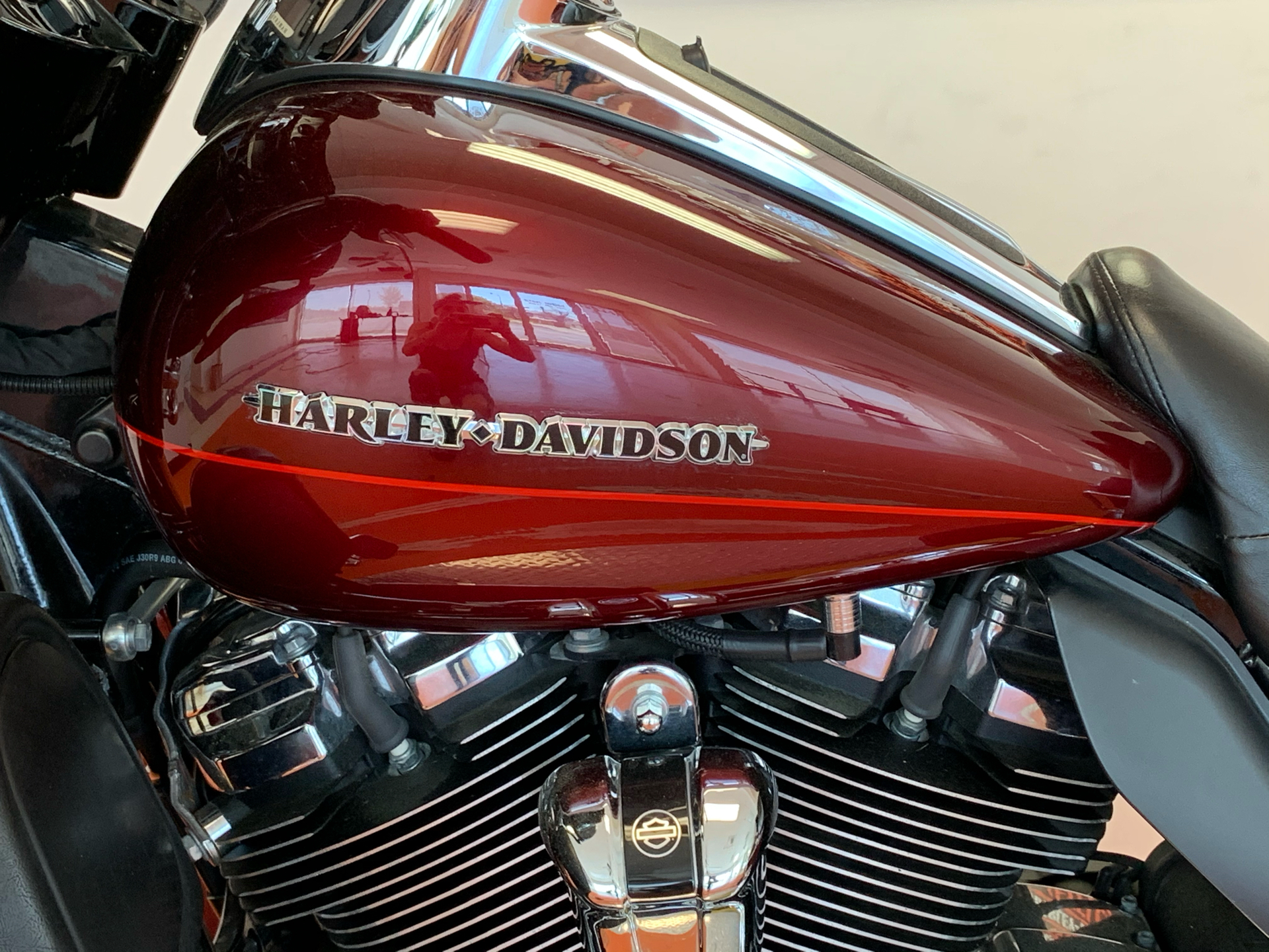 2017 Harley-Davidson Ultra Limited in Dumfries, Virginia - Photo 12