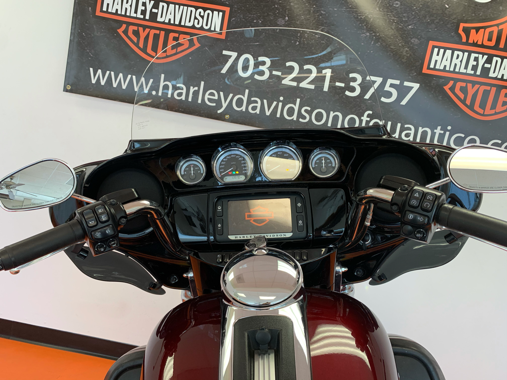2017 Harley-Davidson Ultra Limited in Dumfries, Virginia - Photo 21