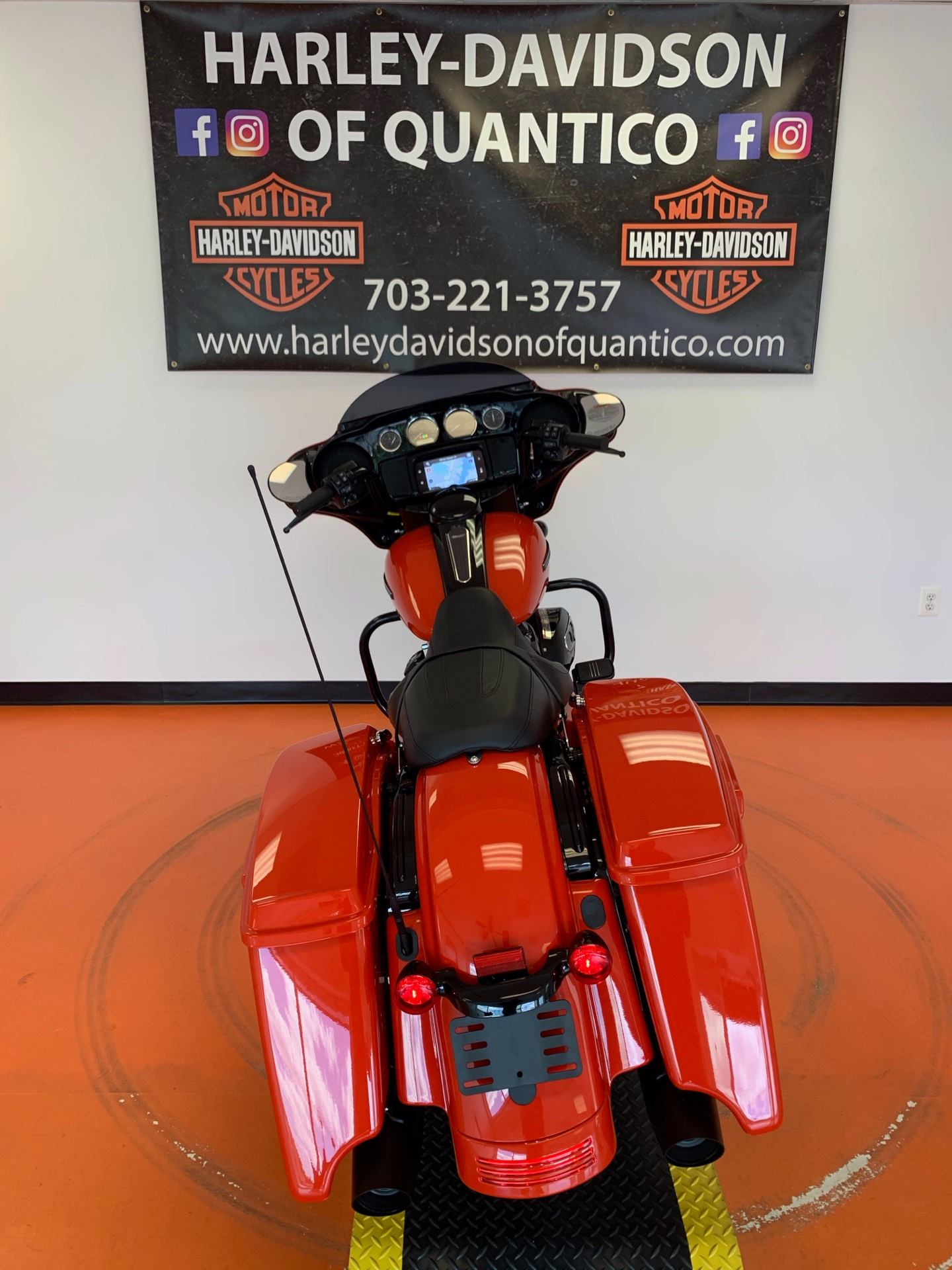 2020 Harley-Davidson Street Glide® Special in Dumfries, Virginia - Photo 17
