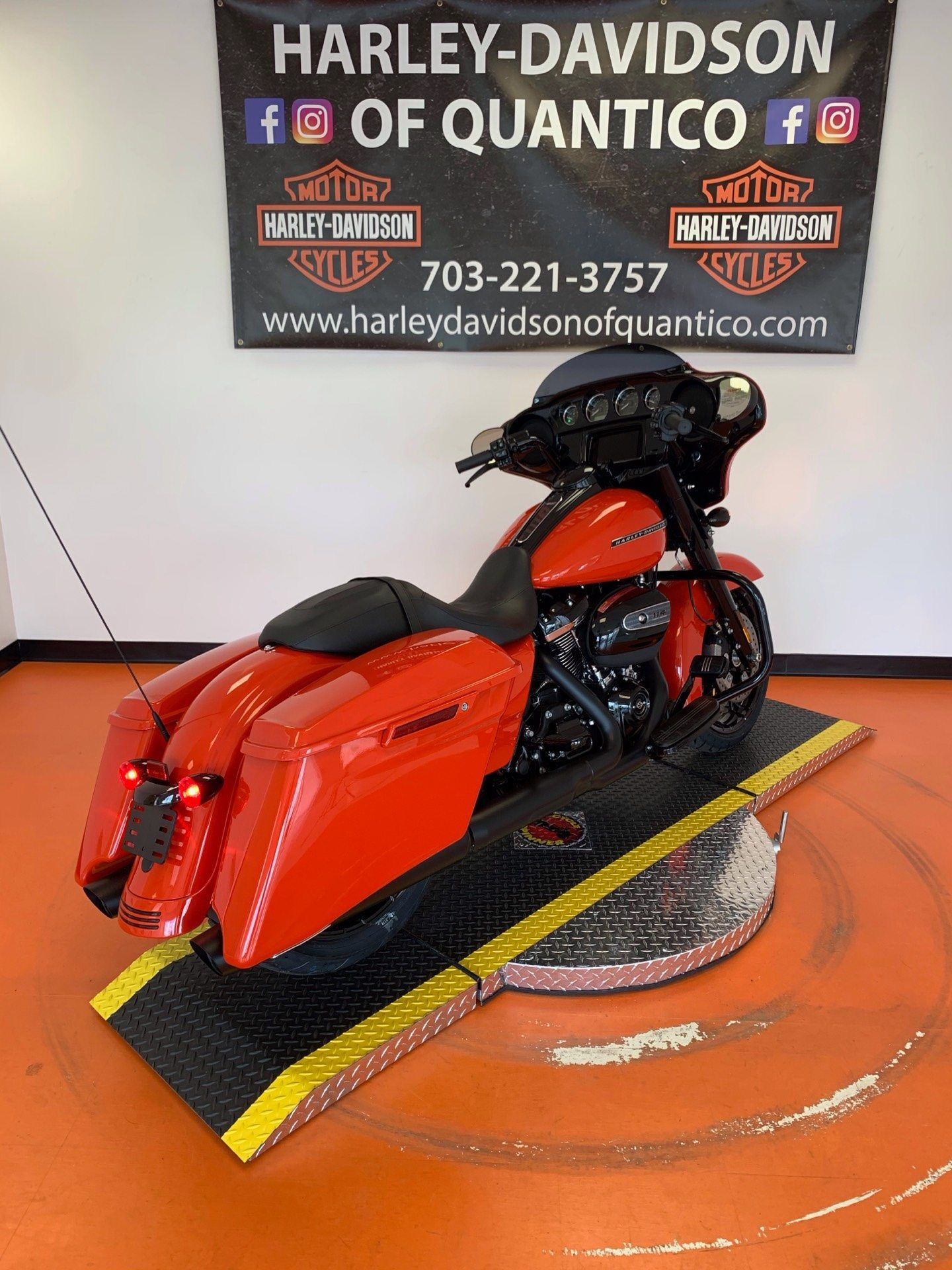 2020 Harley-Davidson Street Glide® Special in Dumfries, Virginia - Photo 23