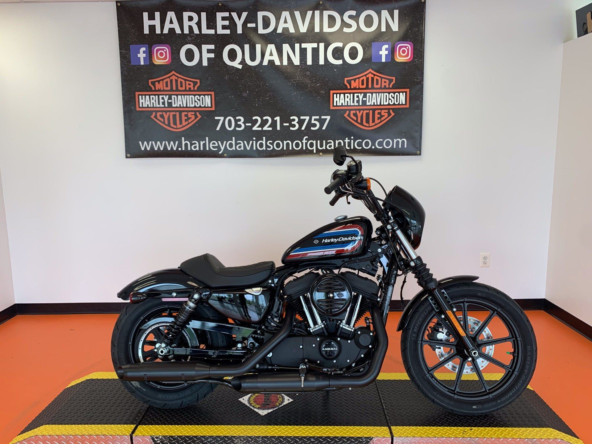 2020 Harley-Davidson Iron 1200™ in Dumfries, Virginia - Photo 1