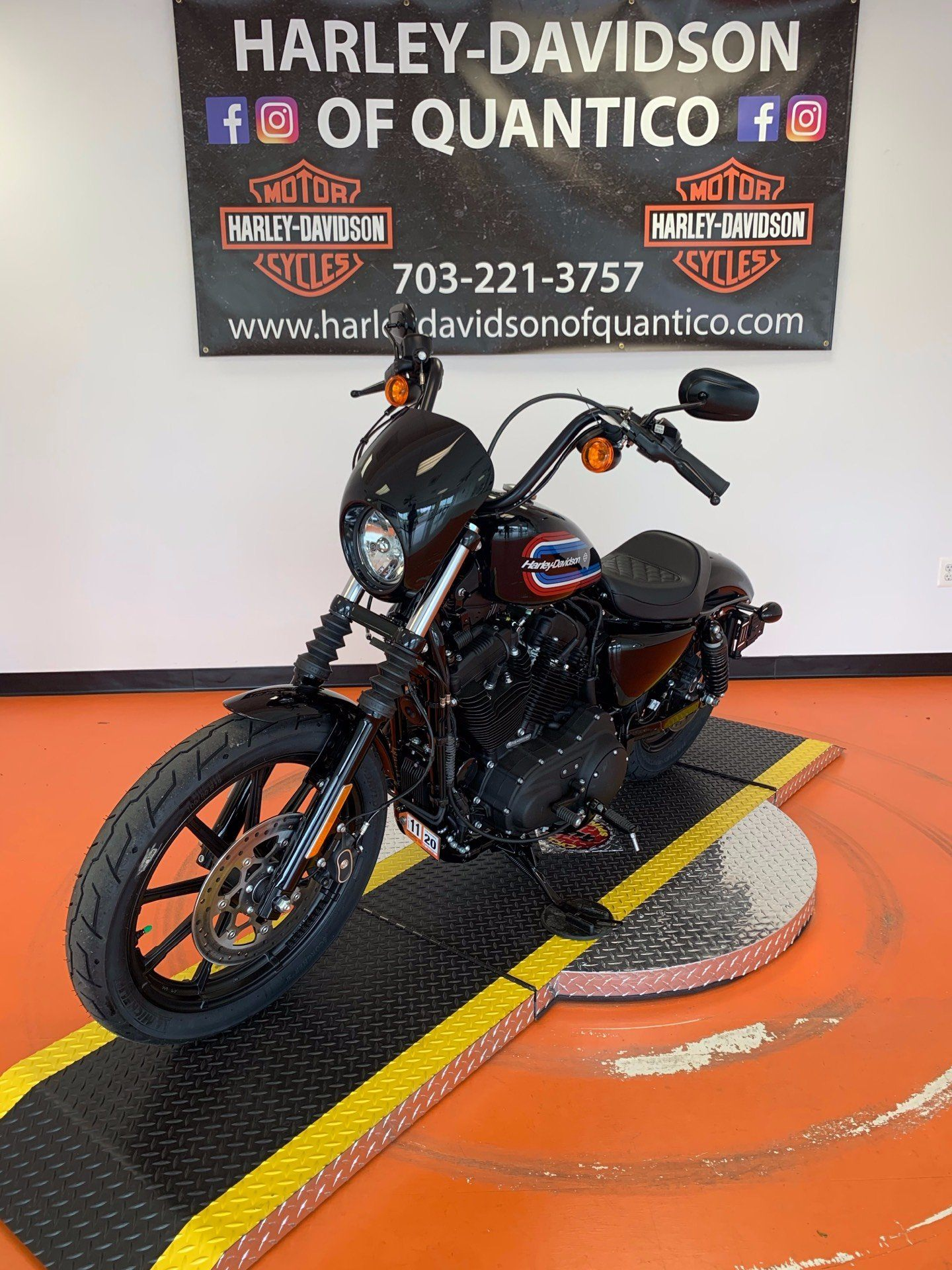 2020 Harley-Davidson Iron 1200™ in Dumfries, Virginia - Photo 8