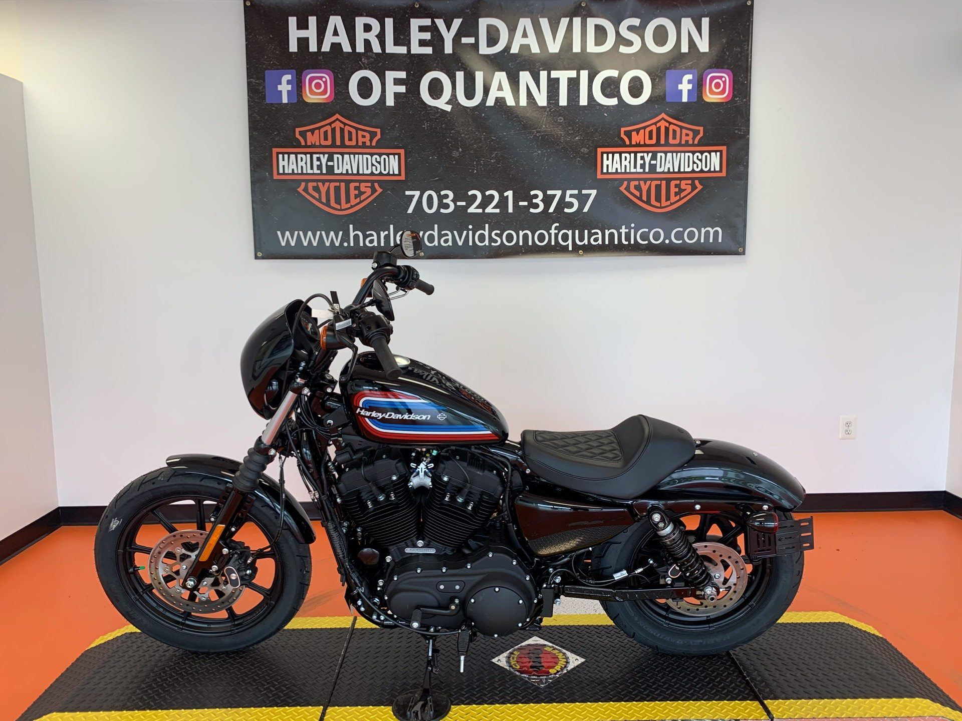 2020 Harley-Davidson Iron 1200™ in Dumfries, Virginia - Photo 9