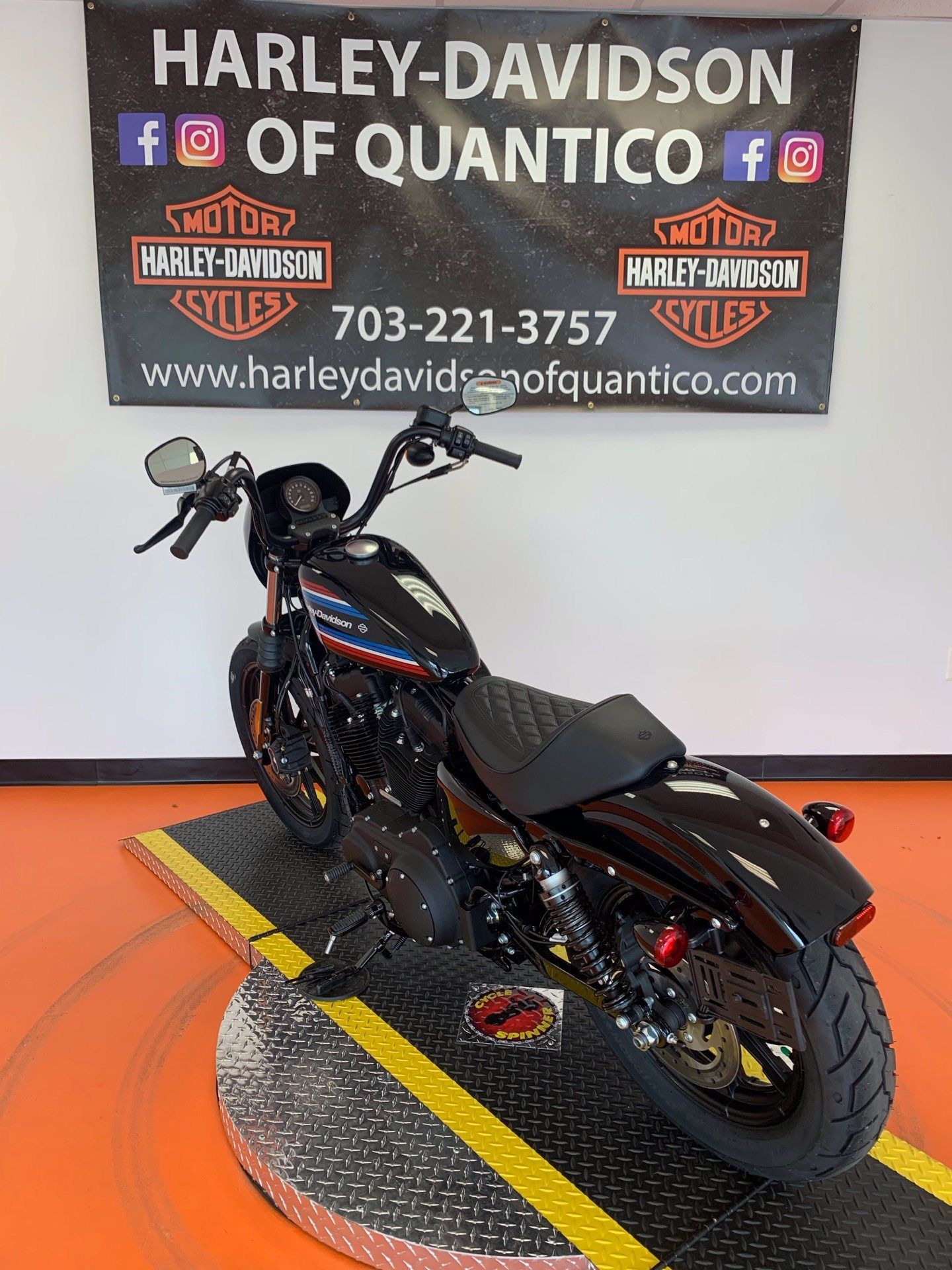 2020 Harley-Davidson Iron 1200™ in Dumfries, Virginia - Photo 14