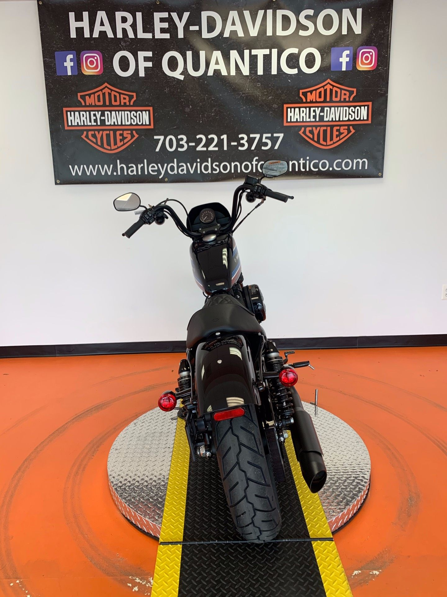 2020 Harley-Davidson Iron 1200™ in Dumfries, Virginia - Photo 15