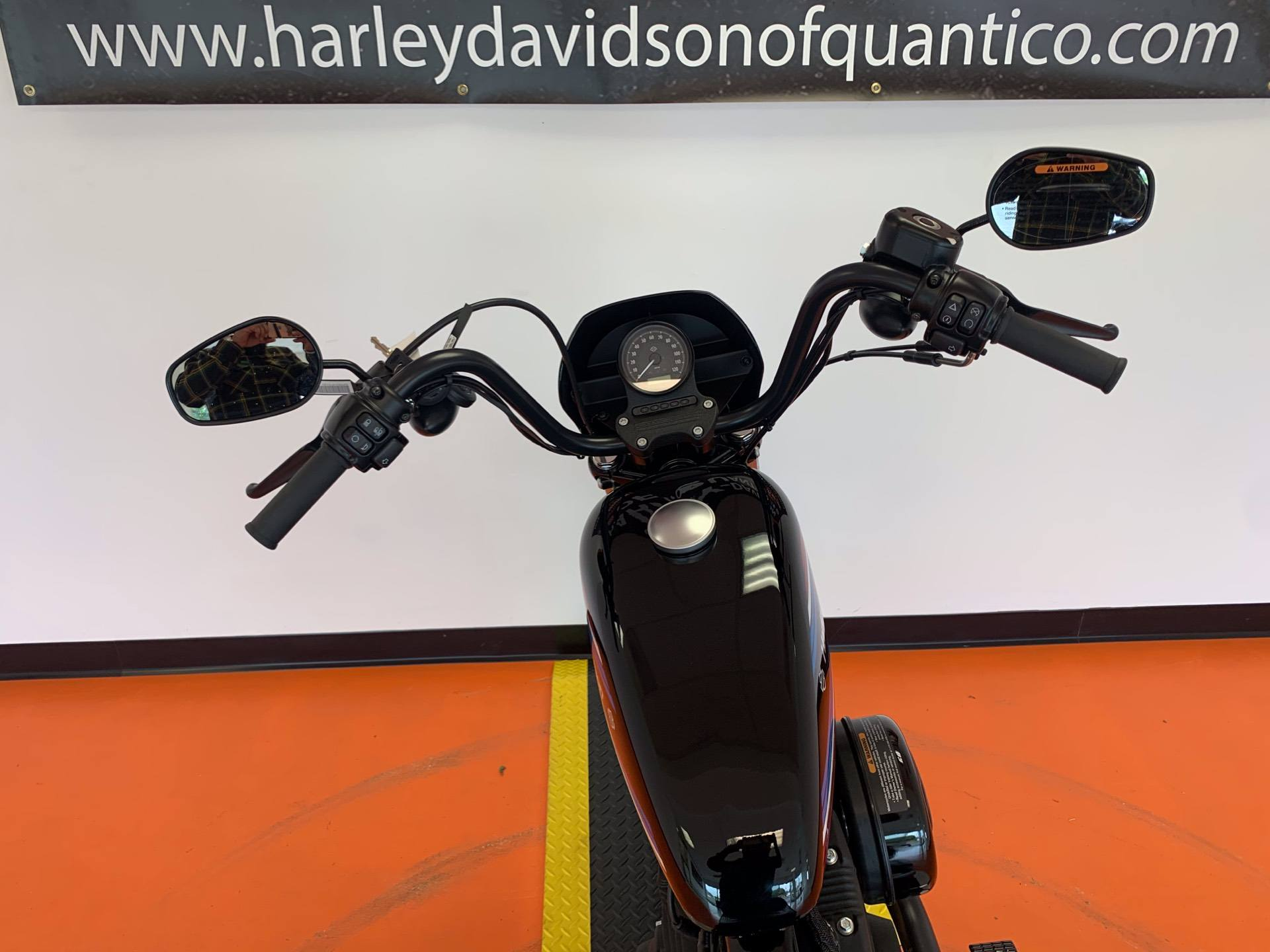 2020 Harley-Davidson Iron 1200™ in Dumfries, Virginia - Photo 16