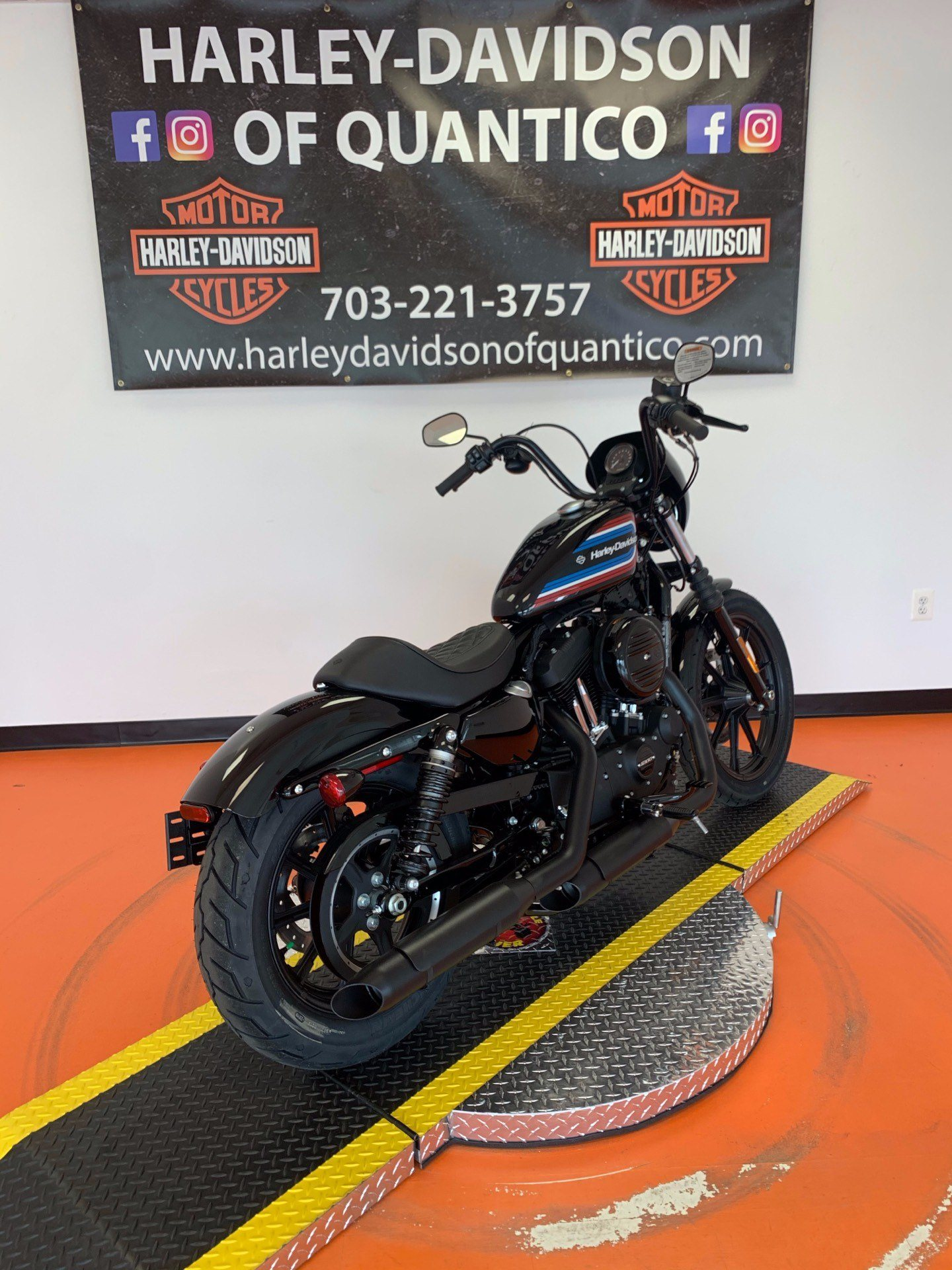 2020 Harley-Davidson Iron 1200™ in Dumfries, Virginia - Photo 18