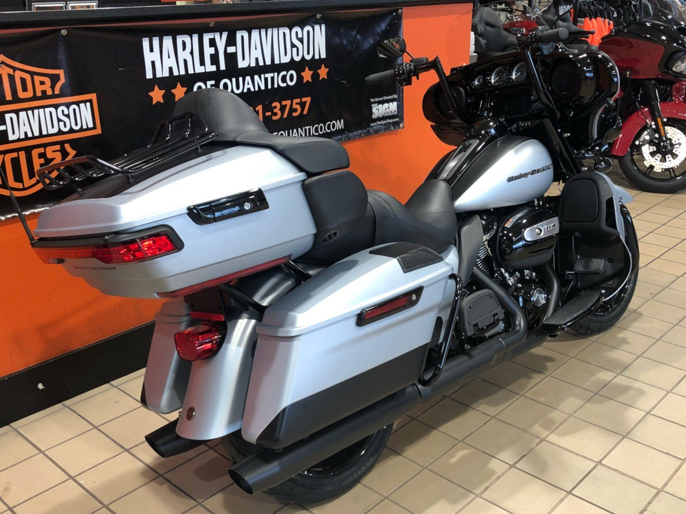 2020 Harley-Davidson Ultra Limited in Dumfries, Virginia - Photo 3