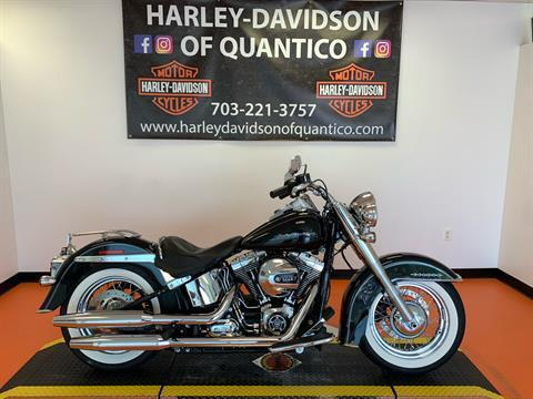 2017 Harley-Davidson Softail® Deluxe in Dumfries, Virginia - Photo 1