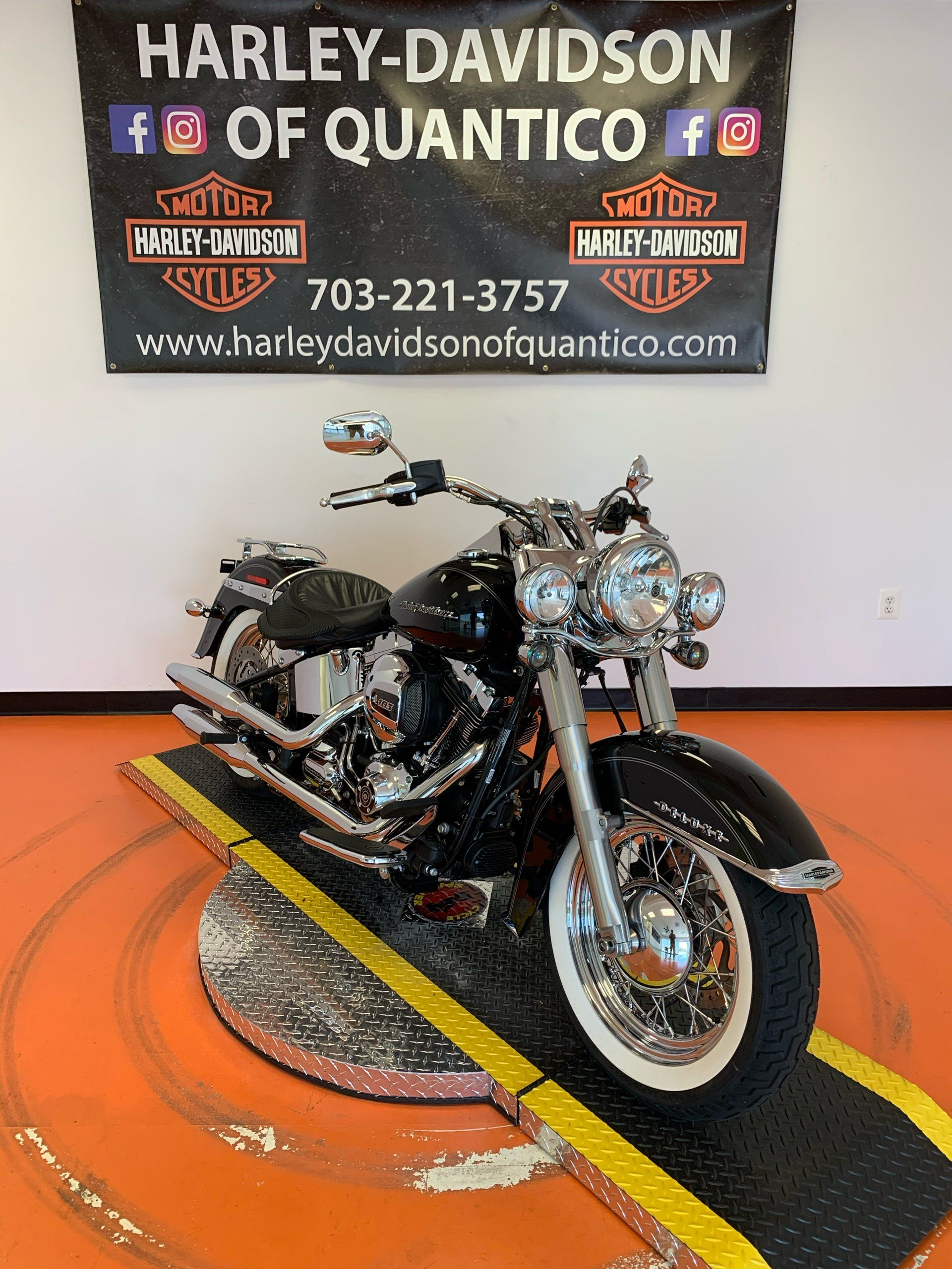 2017 Harley-Davidson Softail® Deluxe in Dumfries, Virginia - Photo 6