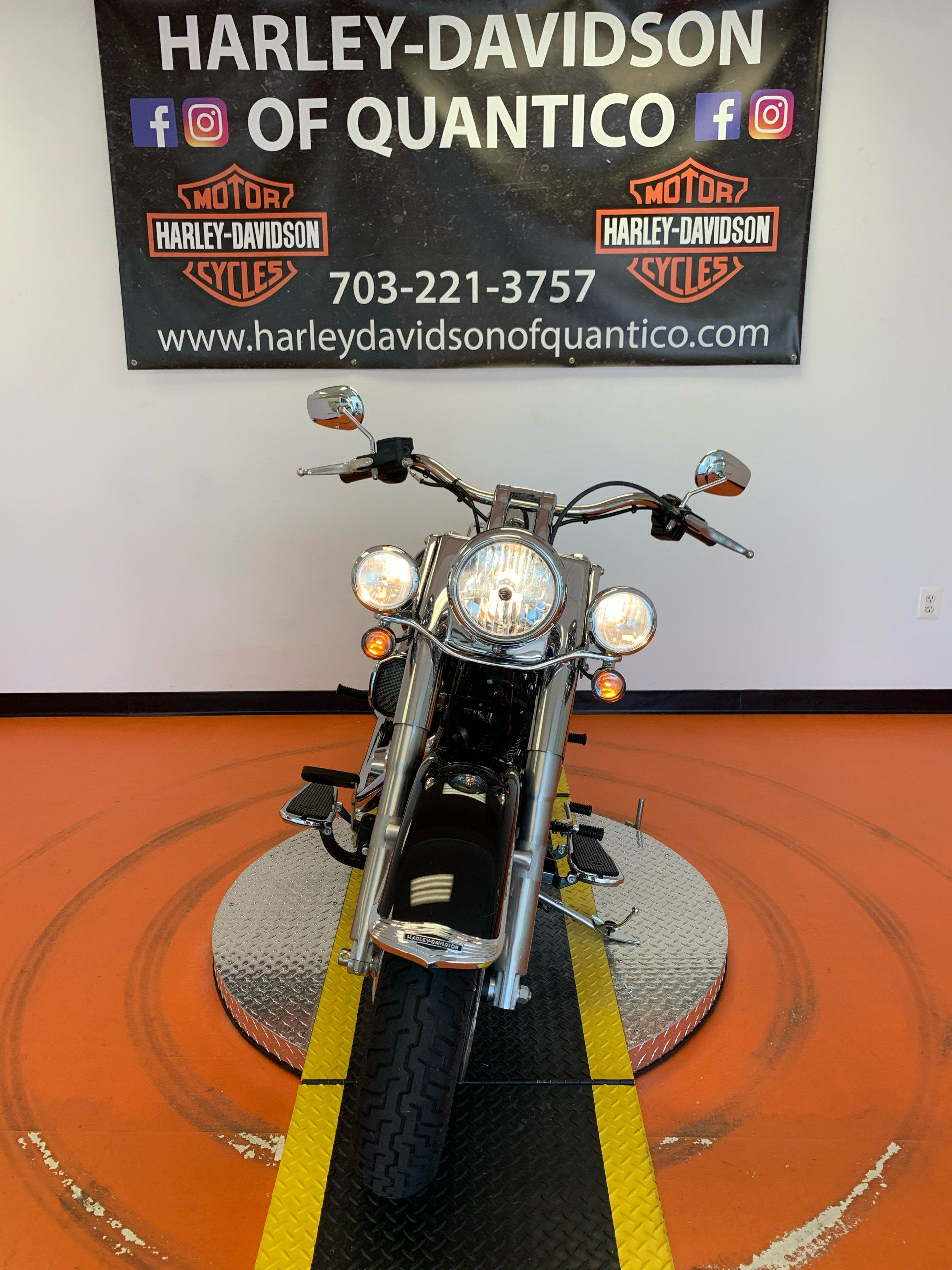2017 Harley-Davidson Softail® Deluxe in Dumfries, Virginia - Photo 7