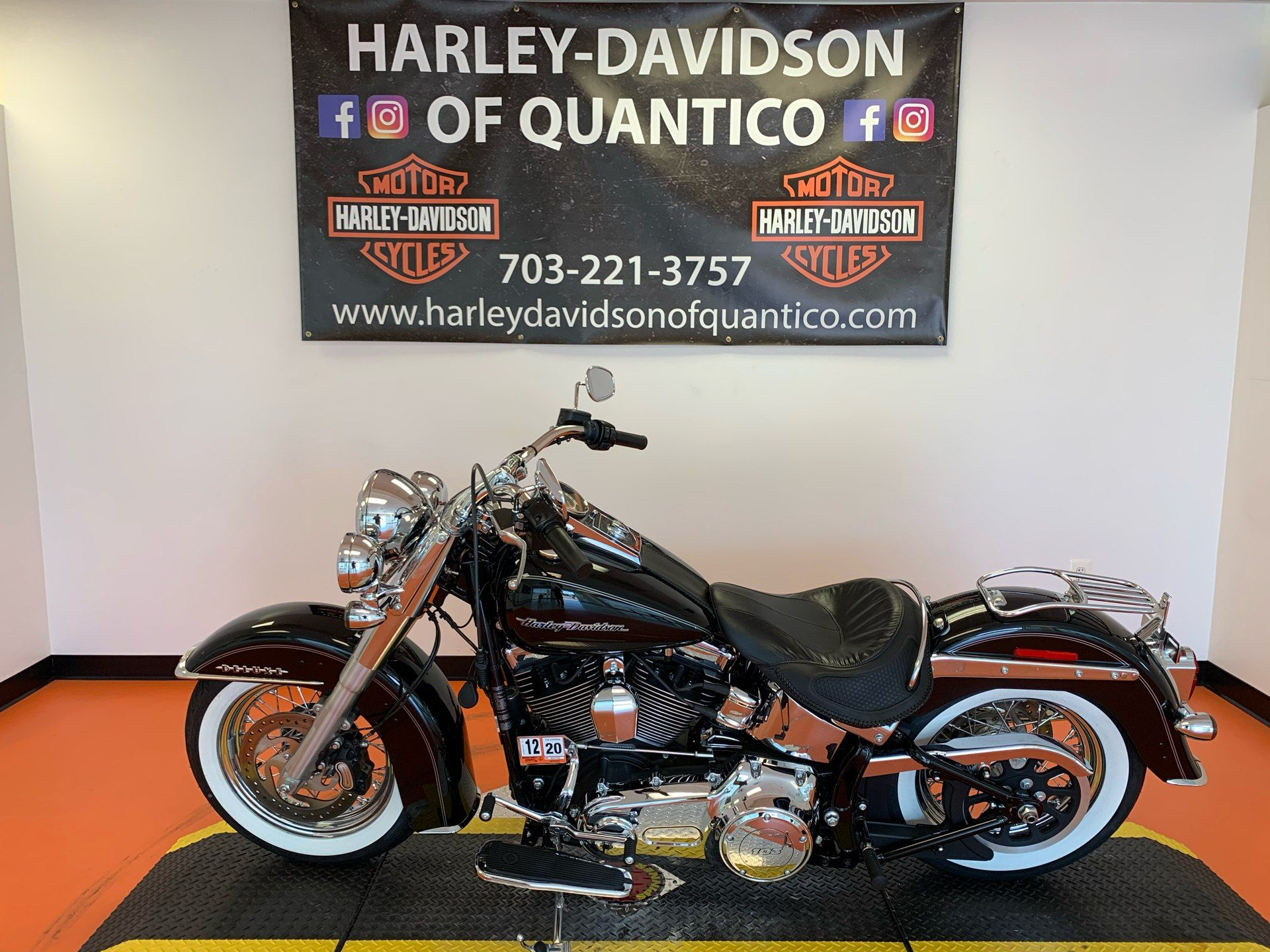 2017 Harley-Davidson Softail® Deluxe in Dumfries, Virginia - Photo 10
