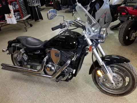 2002 Kawasaki Vulcan 1500 Mean Streak in Ottawa, Kansas - Photo 1