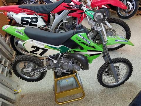 2005 Kawasaki KX65 in Ottawa, Kansas