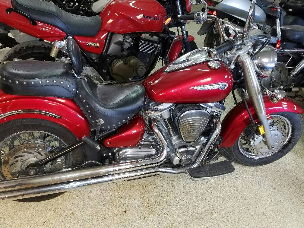 2001 Yamaha Roadstar in Ottawa, Kansas