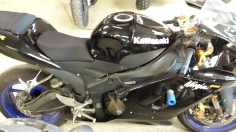 2005 Kawasaki Ninja® ZX-6R in Ottawa, Kansas