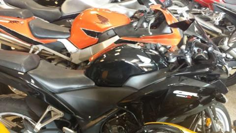 2012 Honda CBR250R in Ottawa, Kansas - Photo 3
