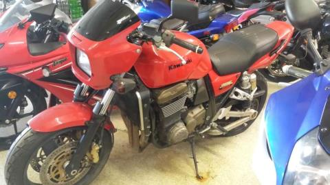 2002 Kawasaki ZRX1200R in Ottawa, Kansas
