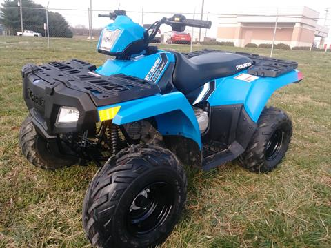 2017 Polaris Sportsman 110 EFI in Winchester, Tennessee