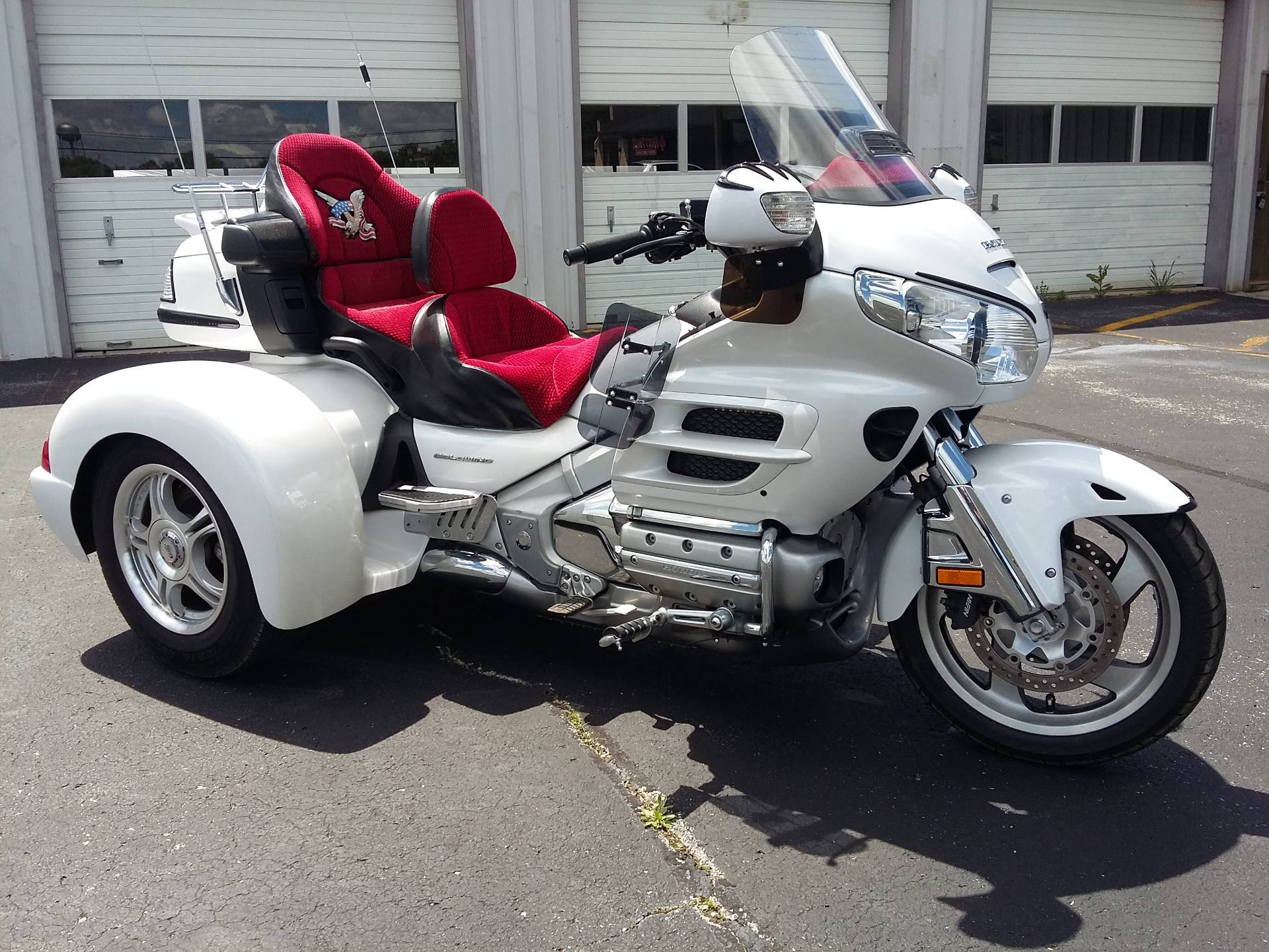 2008 Champion Trikes GL1800HPNAM Champion Trike in Winchester, Tennessee