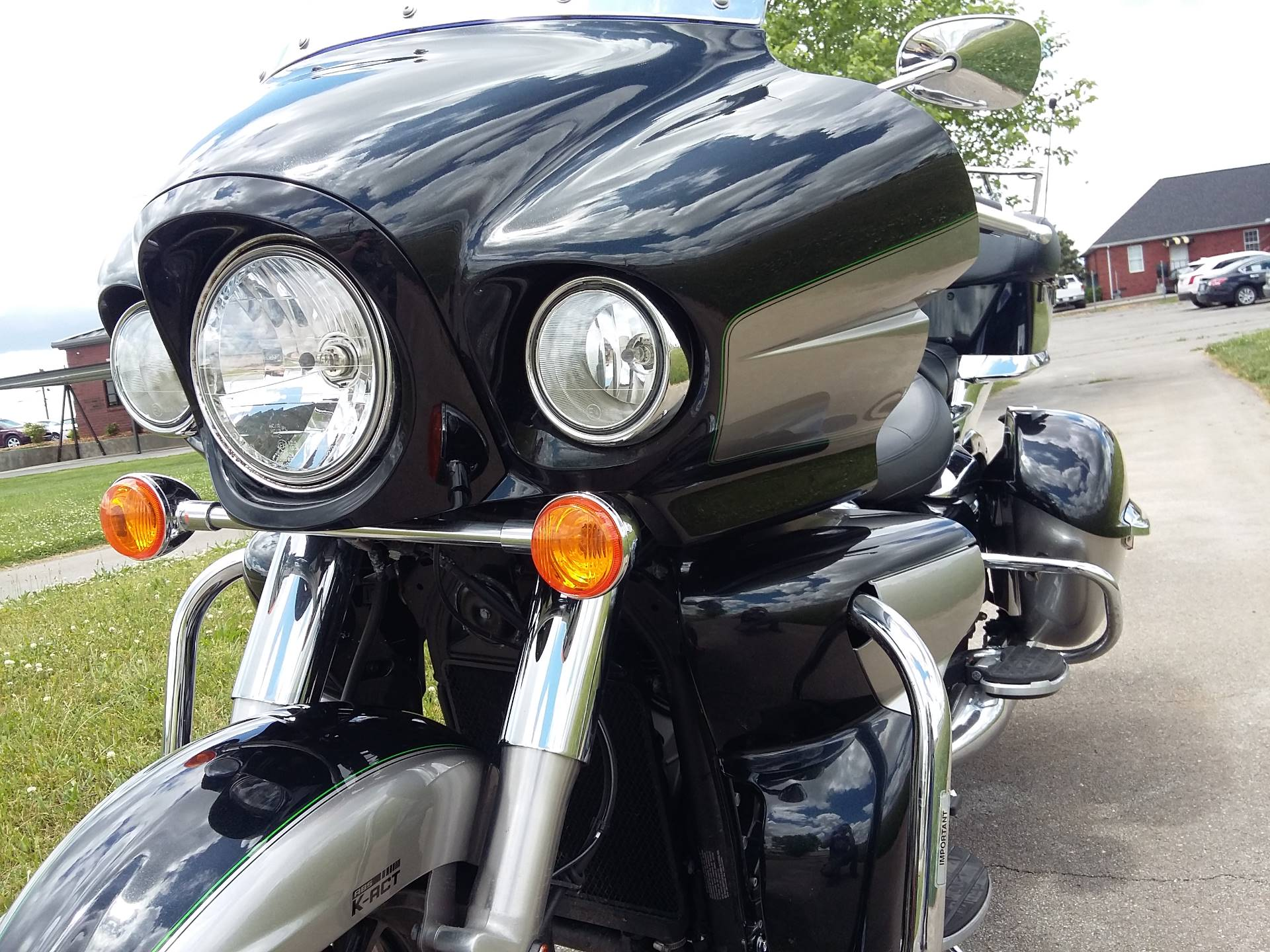 2016 Kawasaki Vulcan 1700 Voyager ABS in Winchester, Tennessee