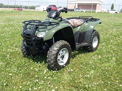 2011 Honda FourTrax® Rancher® 4x4 ES in Winchester, Tennessee