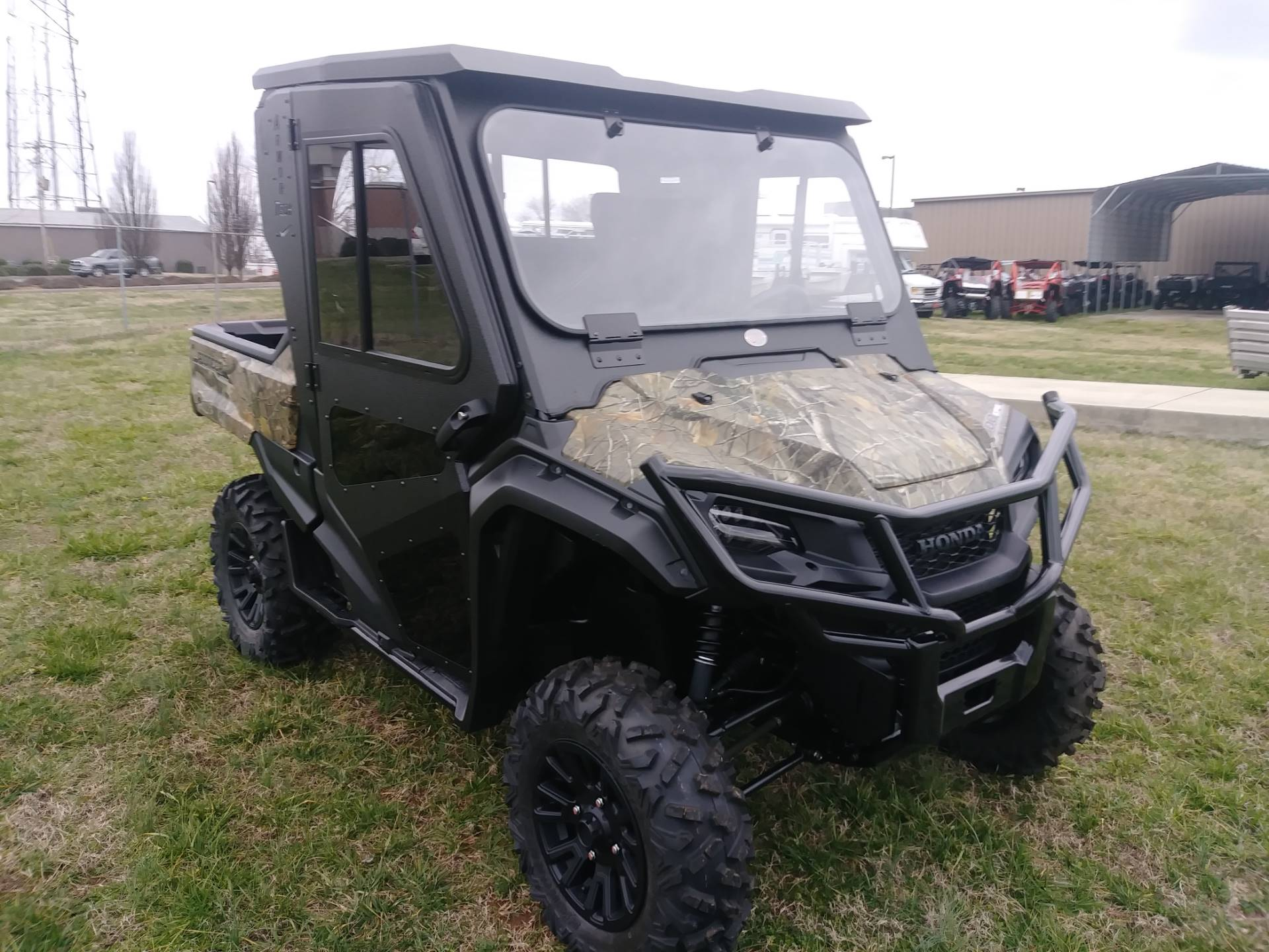2020 Honda Pioneer 1000 Deluxe in Winchester, Tennessee - Photo 1