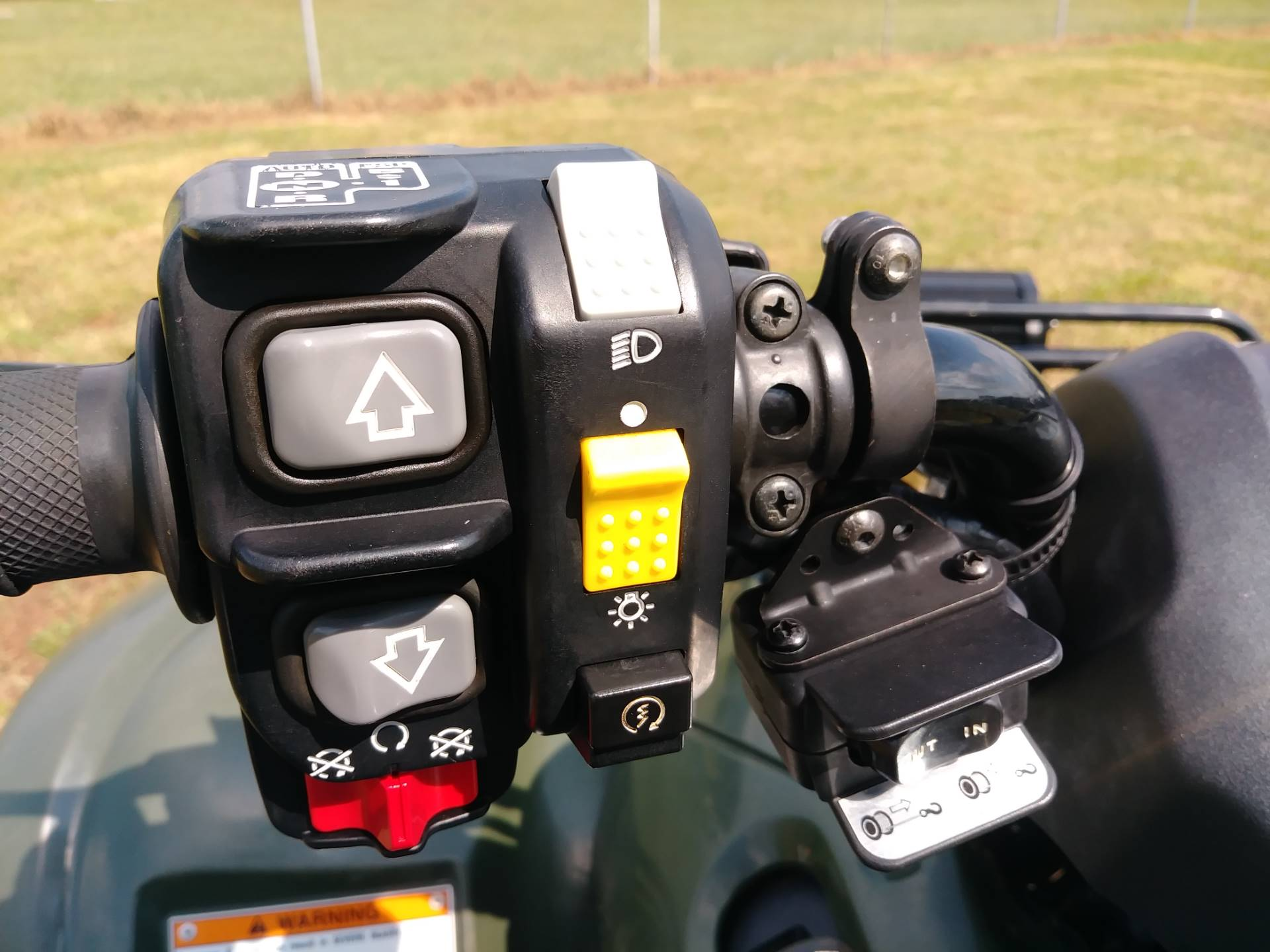 2012 Honda FourTrax® Rancher® AT with EPS in Winchester, Tennessee