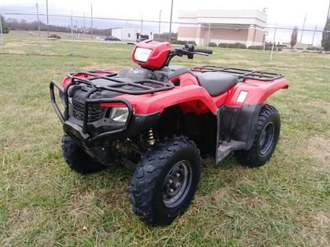 2014 Honda Foreman 4x4 ES in Winchester, Tennessee - Photo 1