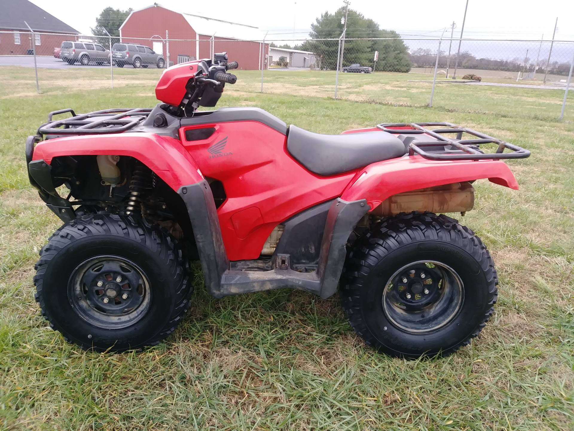 2014 Honda Foreman 4x4 ES in Winchester, Tennessee - Photo 3