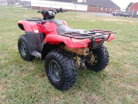 2014 Honda Foreman 4x4 ES in Winchester, Tennessee - Photo 4