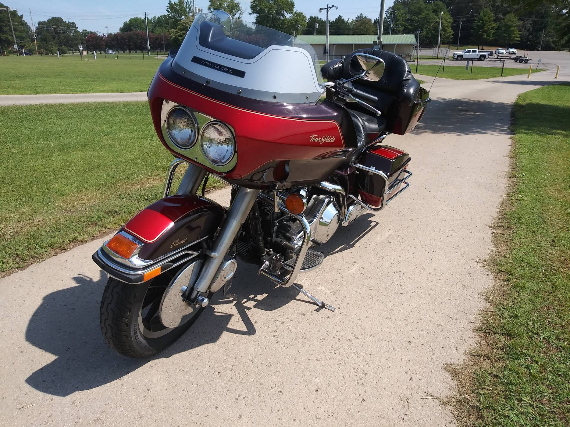 1990 Harley-Davidson FLTC Tour Glide in Winchester, Tennessee - Photo 3