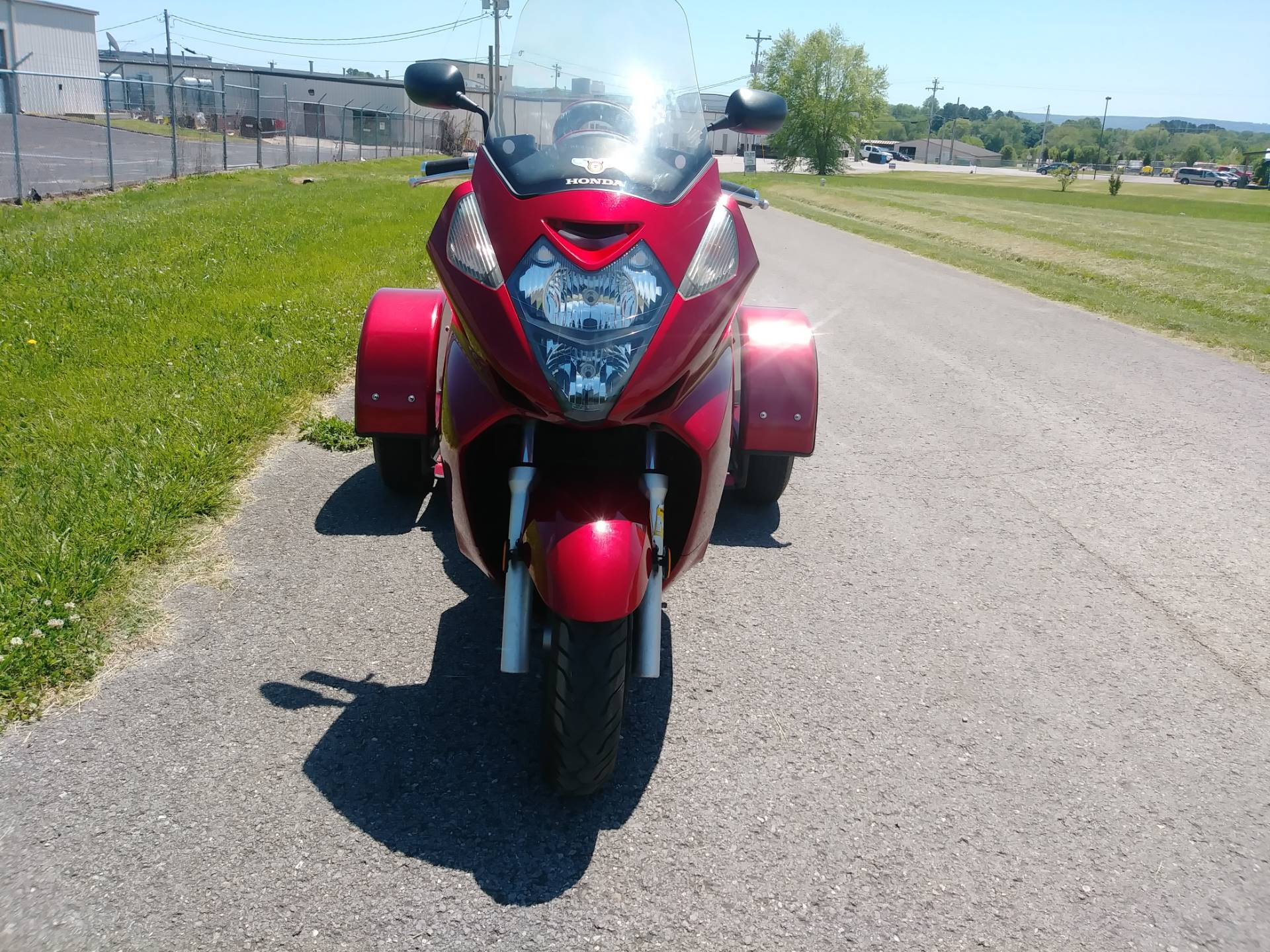 2003 Honda FSC600A Silverwing Trike in Winchester, Tennessee - Photo 3