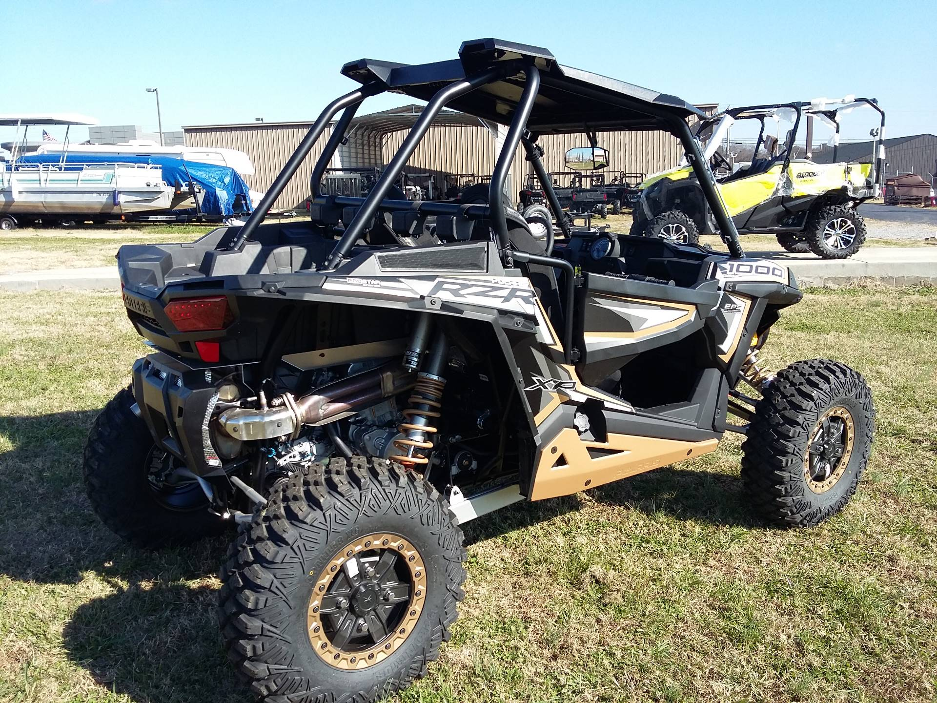 2018 Polaris RZR XP 1000 EPS Trails and Rocks Edition in Winchester, Tennessee