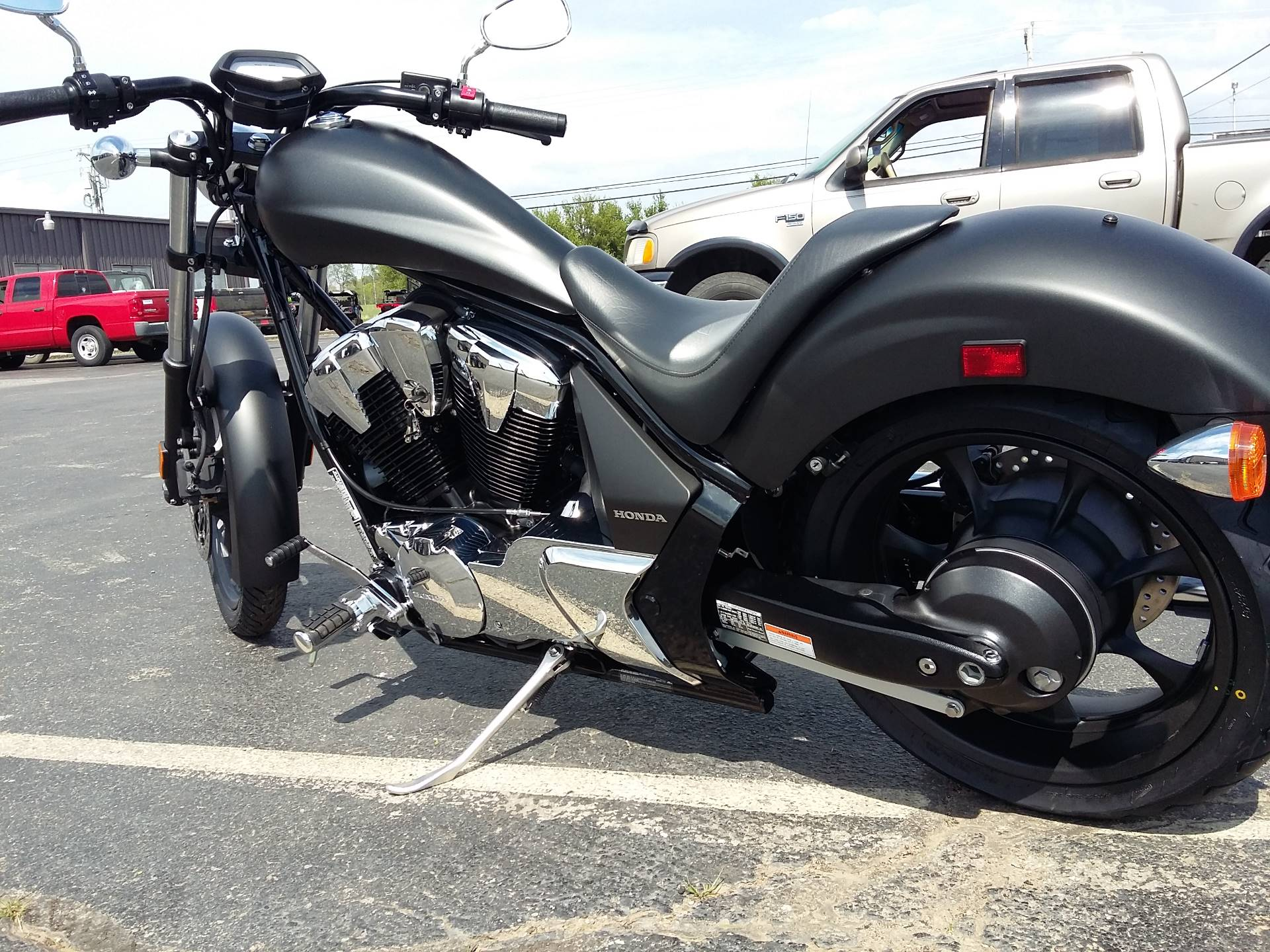 2017 Honda Fury in Winchester, Tennessee