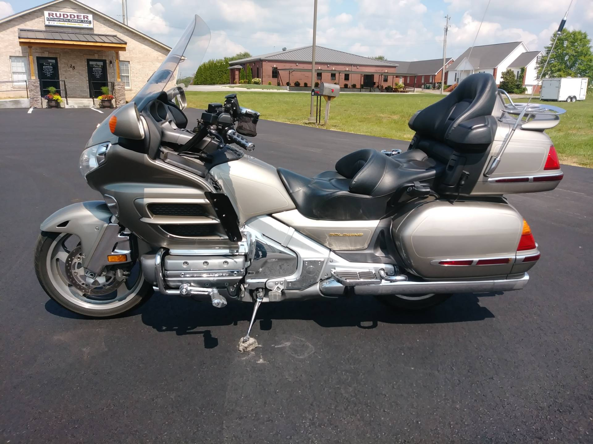 2003 Honda Gold Wing in Winchester, Tennessee - Photo 3