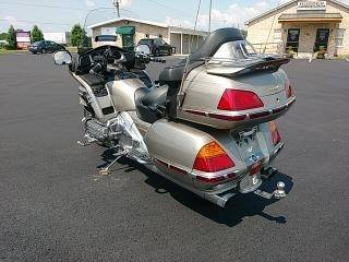 2003 Honda Gold Wing in Winchester, Tennessee - Photo 4