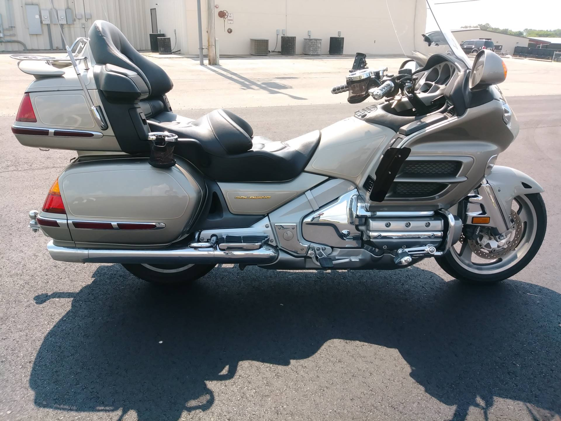 2003 Honda Gold Wing in Winchester, Tennessee - Photo 7