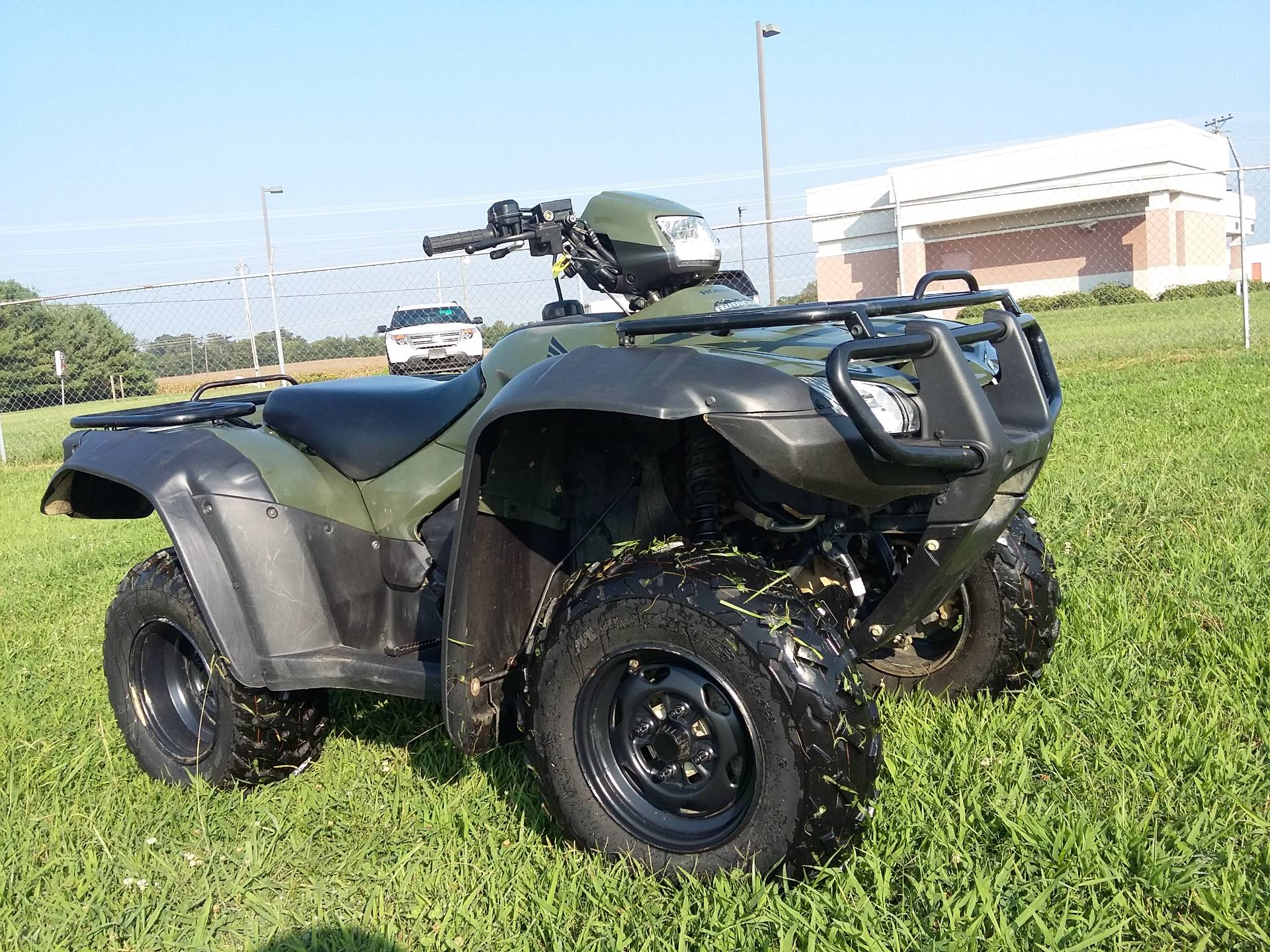 2014 Honda FourTrax® Foreman® Rubicon® EPS in Winchester, Tennessee