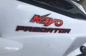2020 Kayo Usa Predator 125 in Winchester, Tennessee - Photo 6