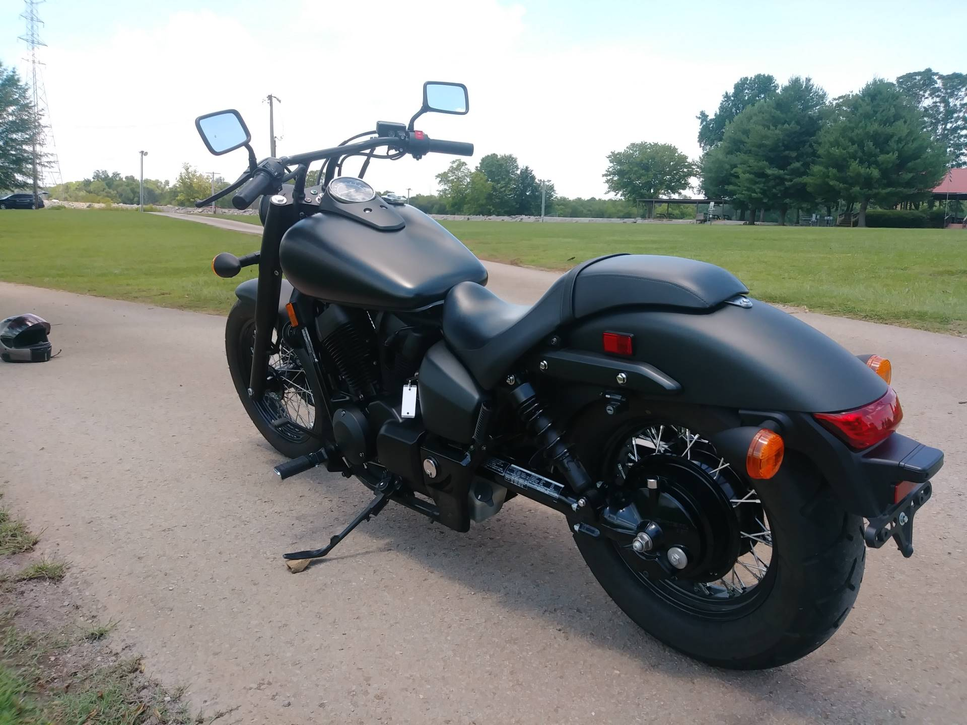2017 Honda Shadow Phantom in Winchester, Tennessee - Photo 7