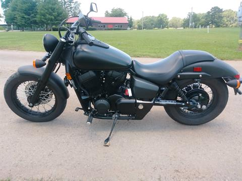 2017 Honda Shadow Phantom in Winchester, Tennessee - Photo 8