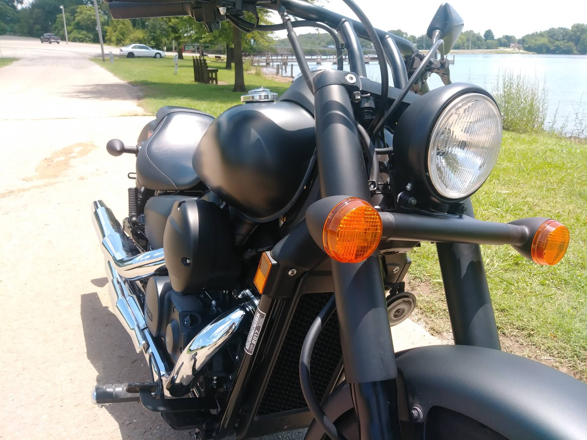 2017 Honda Shadow Phantom in Winchester, Tennessee - Photo 10