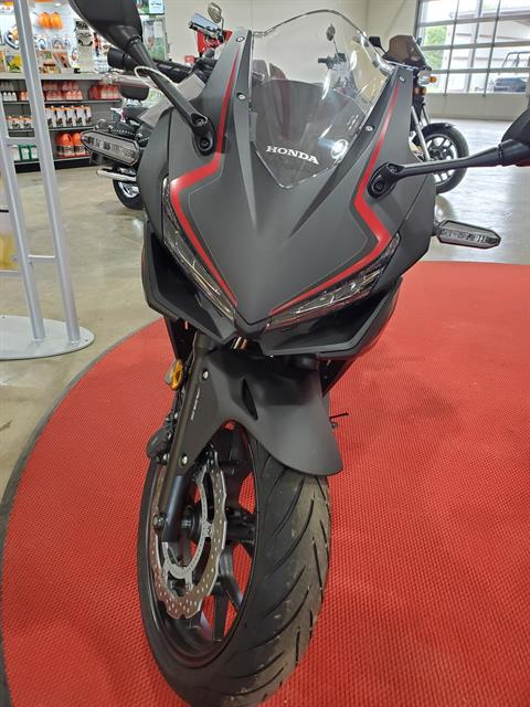 2021 Honda CBR500R ABS in Winchester, Tennessee - Photo 6