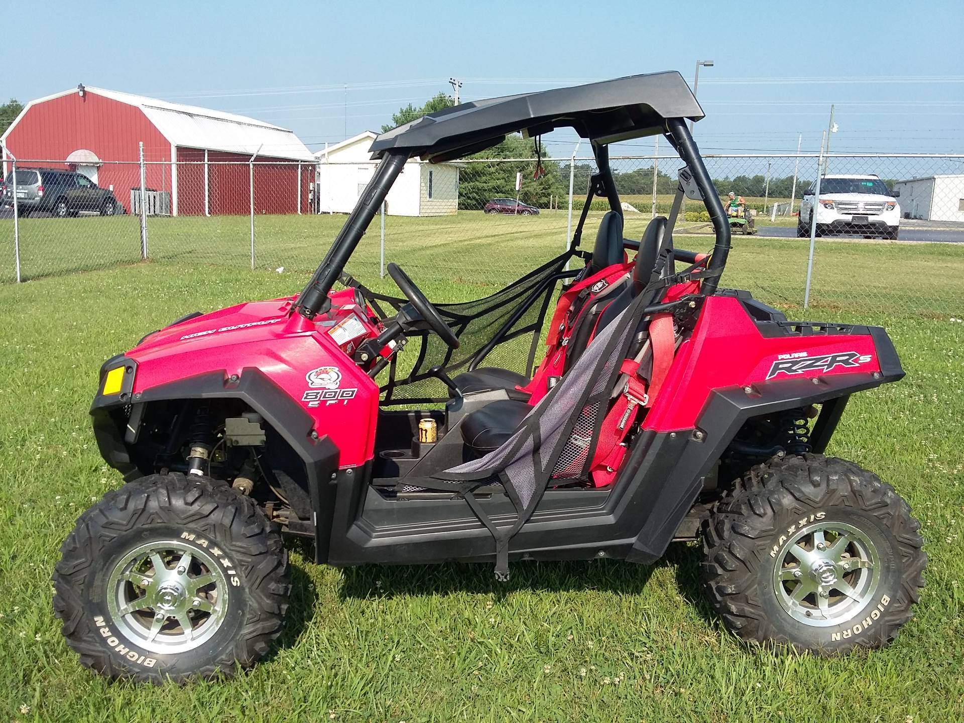 2014 Polaris RZR® S 800 in Winchester, Tennessee