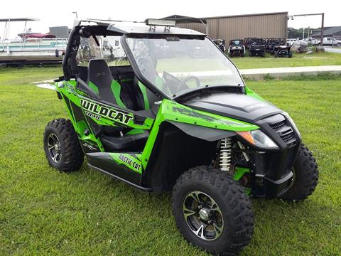 2014 Arctic Cat Wildcat™ Trail XT™ in Winchester, Tennessee