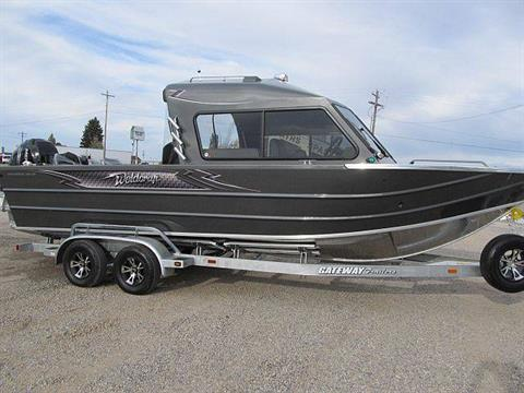 2018 Weldcraft Marine 240 MAVERICK DV in Idaho Falls, Idaho