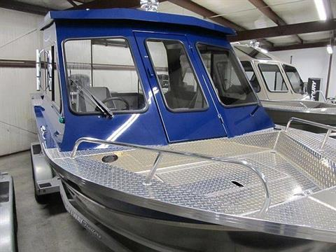 2018 Weldcraft Marine 210 REVOLUTION HARD TOP in Idaho Falls, Idaho