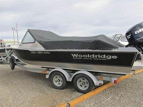 2009 Wooldridge 20 SS DRIFTER in Idaho Falls, Idaho
